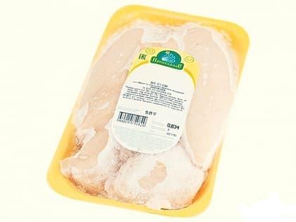 Филе куриное на подложке (Приосколье)