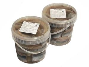 Филе сельди слабой соли по 1 кг