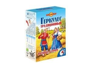 Геркулес традиционный 500 гр. (Русский продукт)