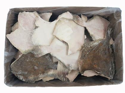 Камбала без головы штучная заморозка