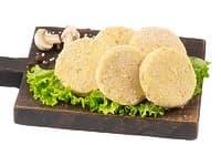 Котлеты картофельные с грибами (Постные)