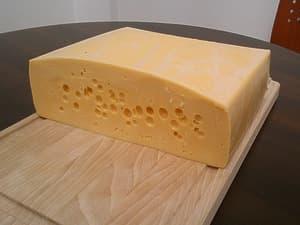 Сыр маасдам 45%