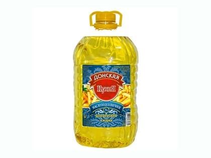 Масло фритюрное