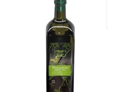 Масло оливковое Итальяское 1л. (стекло)