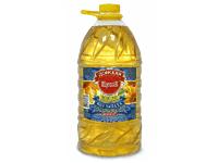 Масло подсолнечное рафинированное (1 бутылка 5л.)