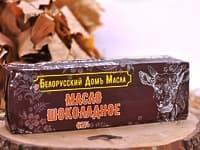 """Масло слив. шоколадное (фас.500 гр.) """"Белорусский Дом Масла"""""""