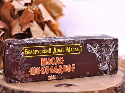 Масло слив. шоколадное (фас.500 гр.) Белорусский Дом Масла
