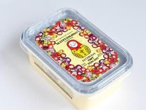 Масло сливочное Матрешкино