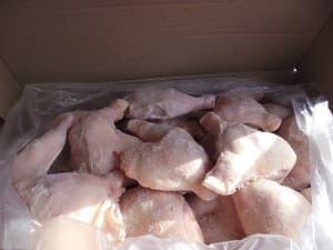 Окорочка куриные сухая заморозка