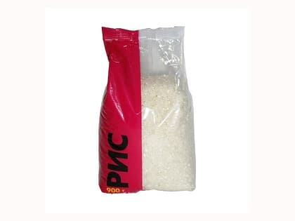 Рис круглый  (пачка 900гр.)