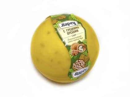 """Сыр """"Ларец с грецким орехом"""""""