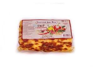 Сыр с паприкой Белорусский Домъ Масла