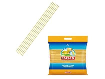 """Макароны """"Байсад"""" спагетти 3 кг."""