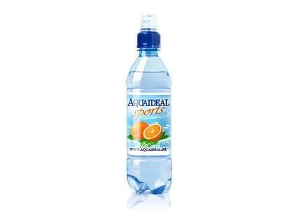 Вода АкваИдеал негазированная в ассортименте
